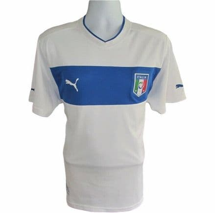 2012-2014 Italy Football Shirt, Away, Puma, XL (Excellent Condition)