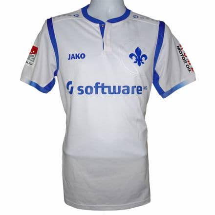 2017-2018 Darmstadt 98 Away Football Shirt Jako Medium (Excellent Condition)