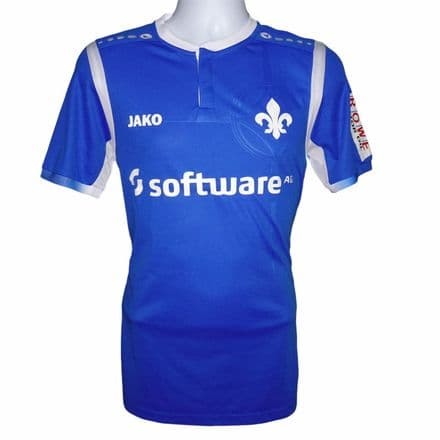 2017-2018 Darmstadt 98 Home Football Shirt Jako (Excellent Condition) Medium