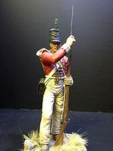 43rd Monmouthshire Light Infantry Standing