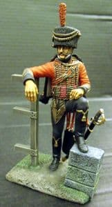 Captain French Hussars
