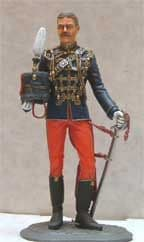 CL04 - Lieutenant The 10th Prince of Wales Own Royal Hussars 1890