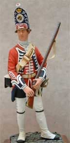 CL07 - Private Grenadier Company 1st Foot Guards 1751