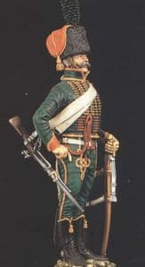 FCC-2 French Chasseur Service Dress