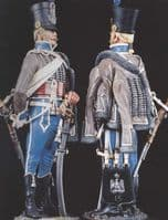 FH-2 French Hussar Trooper 1810 - 1812
