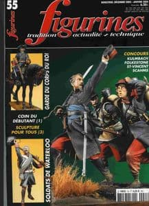 Figurines Magazines Various Issues