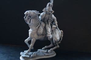 French Dragoon Mounted