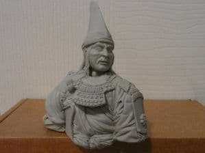 General Kato Bust - SALE Normal price £30
