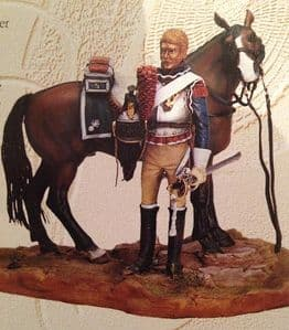 MFC-2 - Dismounted Trooper Cuirassiers