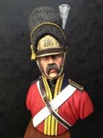 Scots Greys Bust