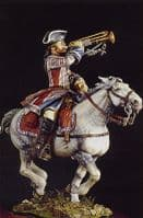T-OC Mounted Trumpeter Orleans Cavalry