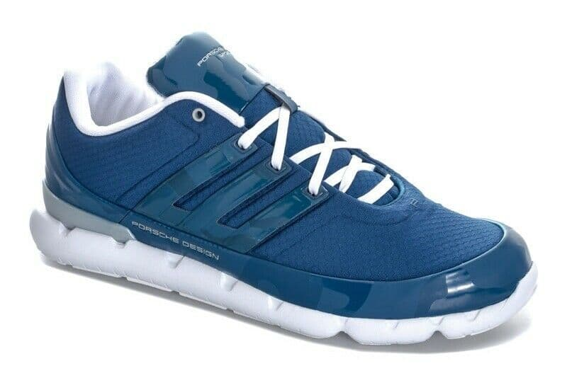 ADIDAS PORSCHE DESIGN Blue EC RUNNING Trainers Shoes UK7 US7.5 NEW & BOXED