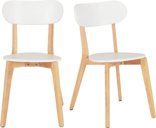 Gillis set of 2 Stackable Dining Chair