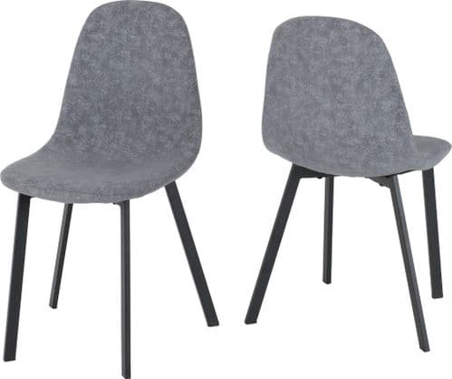 Mitte set of 4 Dining Chairs
