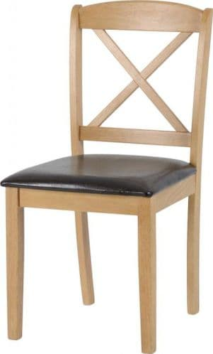 Orda set of 2 Dining Chairs