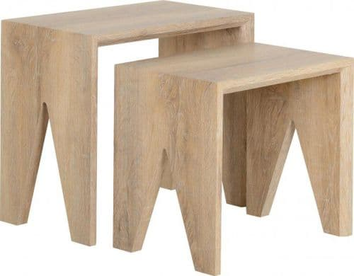Andi nest of Tables