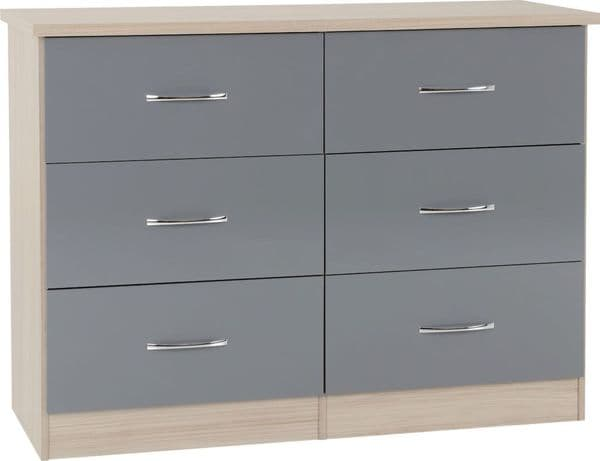 Blanca Chest of Drawers, 6