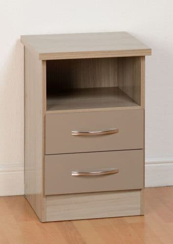 Blanca Oyster  Chest of Drawers