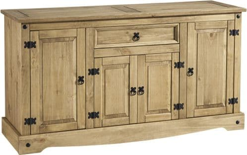 Corin 4 Door Sideboard