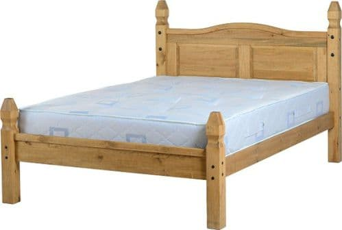 Corin Double Low end Bed