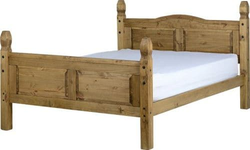 Corin High Foot End King Bed