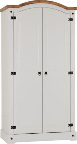 Corin Wardrobe, Grey