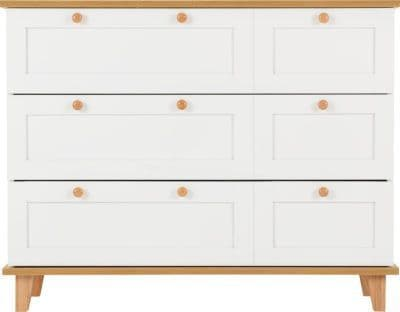 Dover 3 Drawer Chest of Drawers