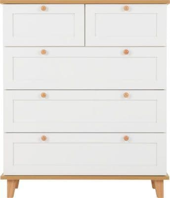 Dover 5 Chest of Drawers