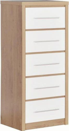 Graye Narrow Chest of Drawers
