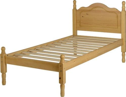 Heirloom Pine Single Bed