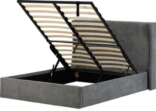 Lula Double Storage Bed