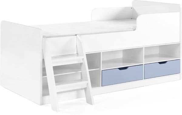Mabe Kids Low Sleeper Bed