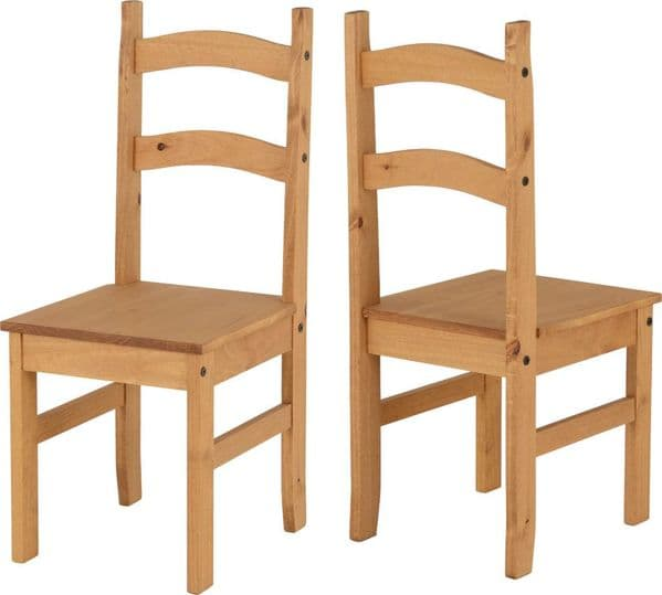 Madera set of 2 Dining Chairs