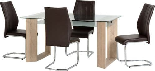 Monza Dining Set