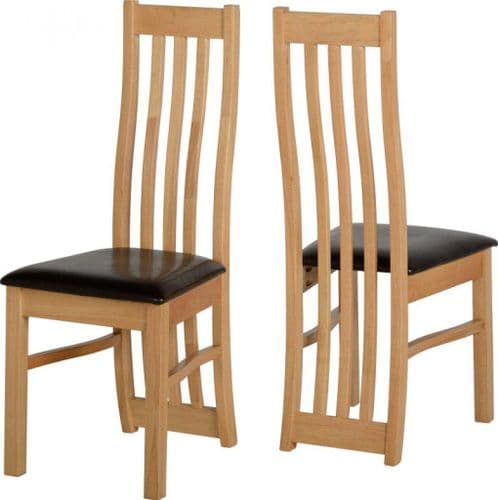Set of 2 Dooley Dining Chairs
