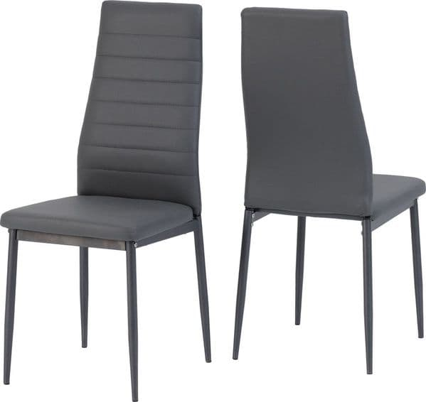 Verity set of 2 Dining Chairs