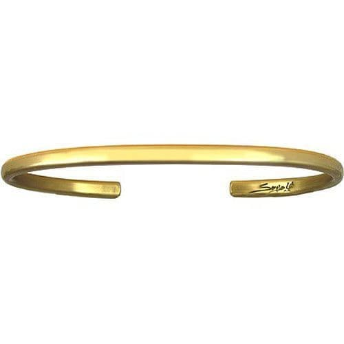 Bracelet - Stackable Brass