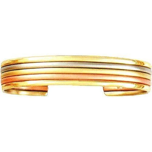 Copper Bracelet - Happy Roman