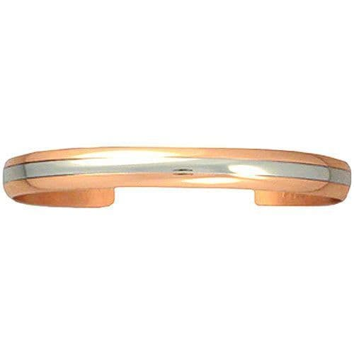 Copper Bracelet - Two Worlds
