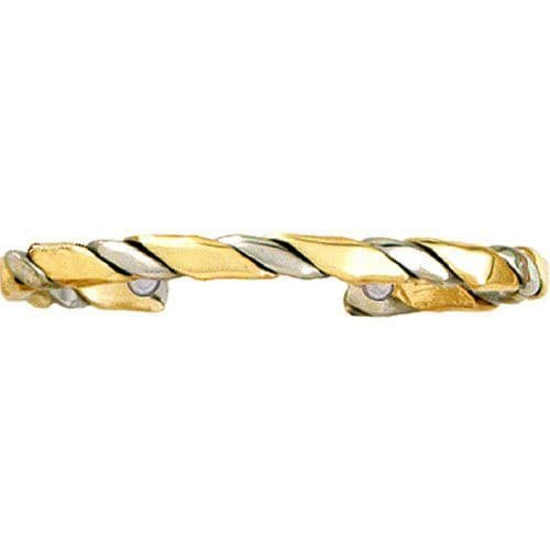 Magnetic Copper Bracelet - Golden Ivy