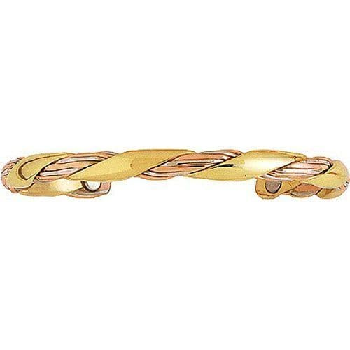 Magnetic Copper Bracelet - Grapevine