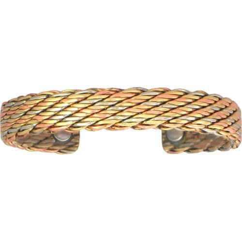 Magnetic Copper Bracelet - Life`s Tapestry