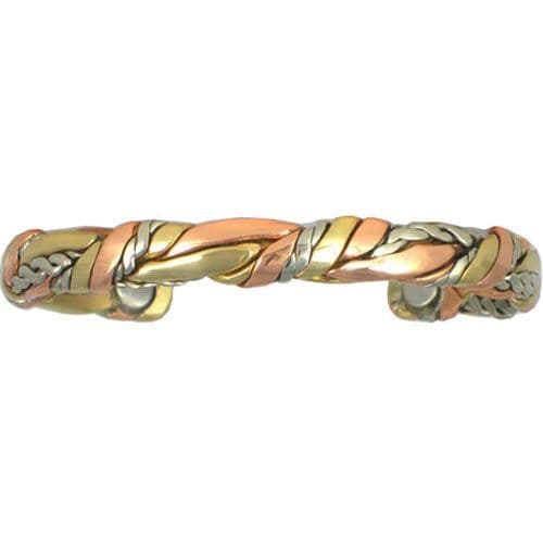 Magnetic Copper Bracelet - Sage Bundle