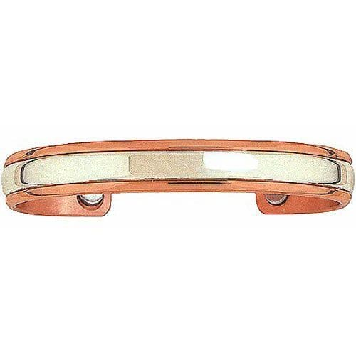Magnetic Copper Bracelet - Sterling in Copper