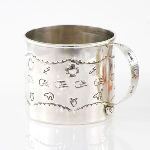 Sterling Silver Baby Celebration Cup