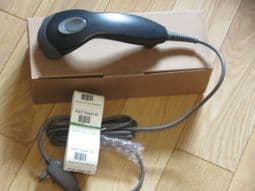 Barcode Reader for Robin SmartPAT PAT Testers. 200 FREE Barcode Labels