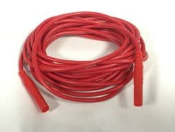 Premium Quality Silicon Test Leads For 18th Edition Tester/ Multimeter 2.5mm Sq.
