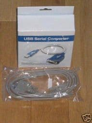 USB Computer Data Lead for Martindale PAT Testers