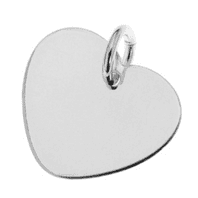 Charm For Engraving