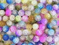 Crackle beads
